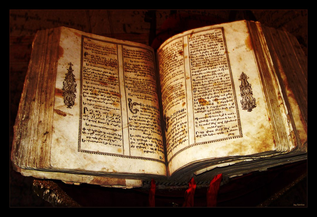 Old Book Smell   An RN Podar Initiative